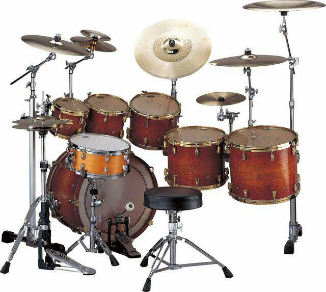 Phoenix Drums Yamaha