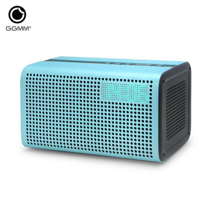 ==> [Free Shipping] Buy Best GGMM E3 2016 WiFi Bluetooth Speaker Hi-Fi Home Stereo Music Player Audio Receiver Wireless Subwoofer Speakers with FM Radio Online with LOWEST Price | 32659977769
