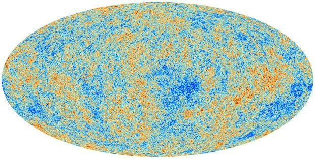 Planck satellite creates most detailed map ever of cosmic microwave background radiation