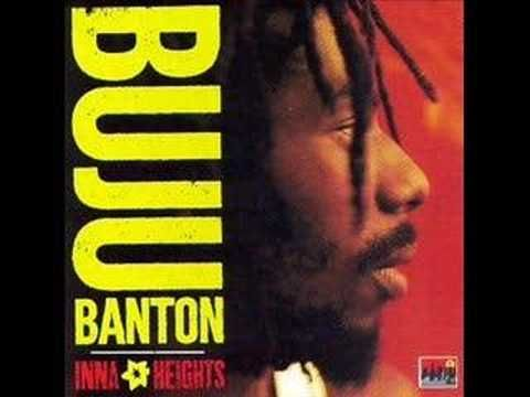 Buju is one of the best dancehall reggae artists! Love this song, Boom Bye Bye.