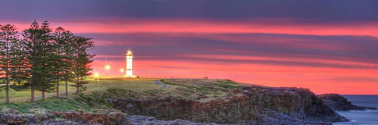 Kiama Lighthouse Sunset walk sounds fab
