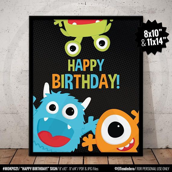 Best 25 Happy Birthday Kids Ideas On Pinterest: Best 25+ Happy Birthday Signs Ideas On Pinterest