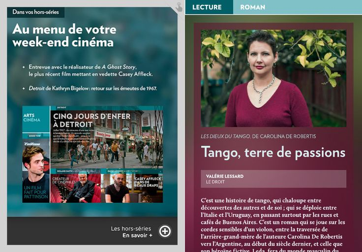 Tango, terre de passions - La Presse+