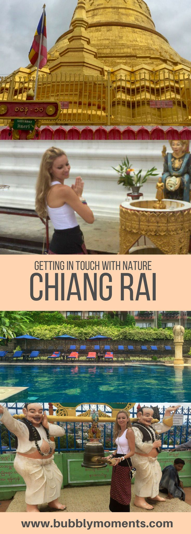 Chiang Rai Honeymoon – Walking With Elephants – Anantara Golden Triangle Elephant Camp & Resort | Fragrant gardens | Jungle Hills of Northern Thailand | Magical views of the Mekong River, Myanmar, and Laos | Travel | Travel Photography | Luxury Hotels | Bubbly Moments