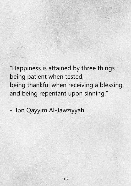Ibn Qayyim Al-Jawziyyah