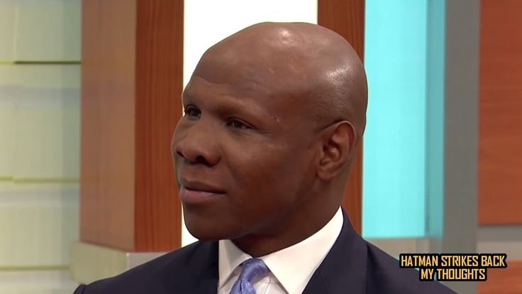 """CHRIS EUBANK SR: """"GEORGE GROVES WON'T LAST THE DISTANCE WITH MY SON""""!!!"""
