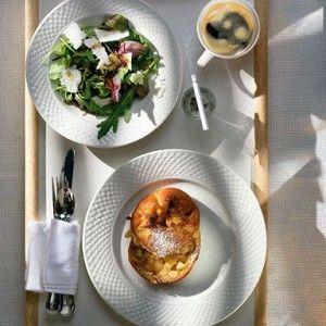Во Франции такие тосты называют pain perdu («потерянный хлеб») и делают, утилизируя несвежие булочки