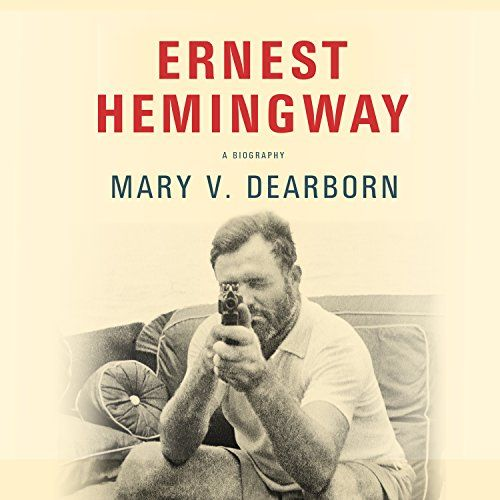Ernest Hemingway: A Biography:   A revelatory look into the life and work of Ernest Hemingway, considered in his time to be the greatest living American novelist and short-story writer, winner of the 1953 Pulitzer Prize for Fiction and the Nobel Prize in Literature in 1954. Mary Dearborn's new biography gives the richest and most nuanced portrait to date of this complex, enigmatically unique American artist, whose same uncontrollable demons that inspired and drove him throughout his li...