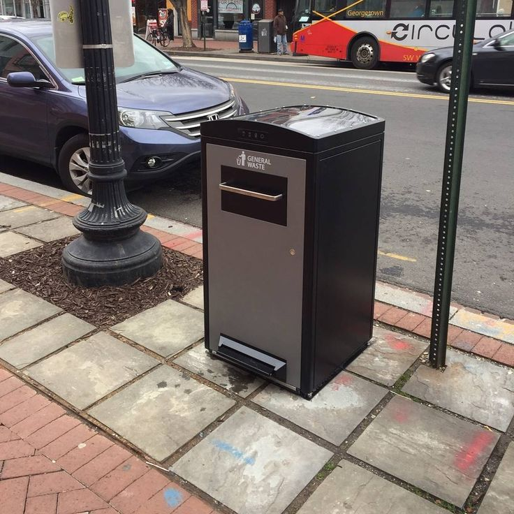 CleanCUBE is a solar-powered trash compactor which can hold up to 8 times more waste than normal bins reducing collection frequency by up to 80%. It also communicates information it collects through wireless transmission to a cloud based analytics system.  . . . #eco #tech #cleancube #green #solarpanel #solarenergy #gosolar #sustainableliving #compactor #trash #rubbish #followme #alternativeenergy #solar #greenfuture #sustainable #savetheplanet #gadget #greenenergy #renewable #greentech