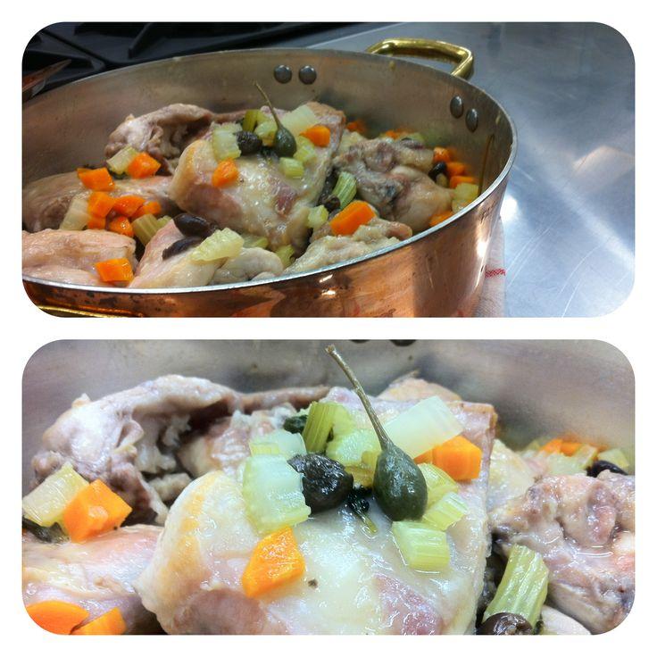 Coniglio alla stemperata, una ricetta dalla Sicilia