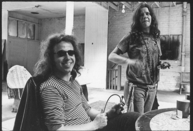 Michael Joplin talks about his big sister, the late icon Janis Joplin, who is given a loving caress from Amy Berg's camera in Little Girl Blue.