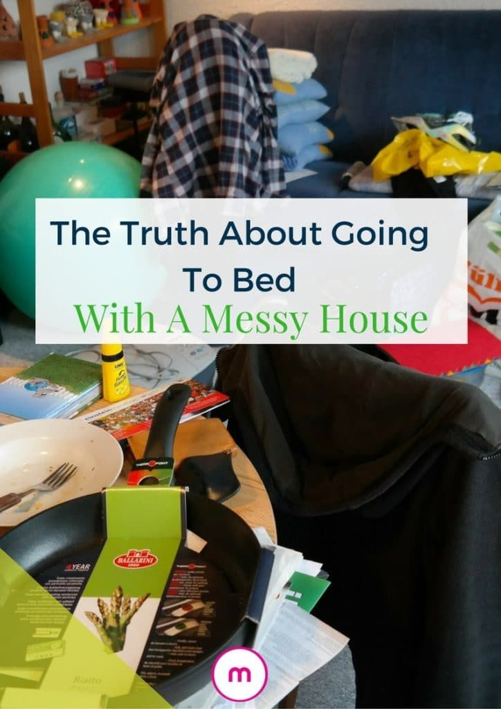 The messy house project