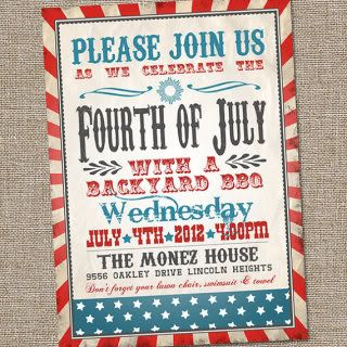 11 of the best-designed printables + decor for a sophisticated 4 of July party or summer gathering.