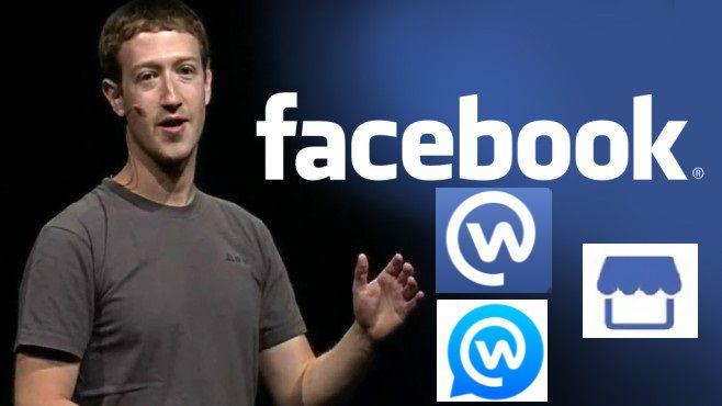 Facebook e le nuove features per le aziende: Workplace &Marketplace