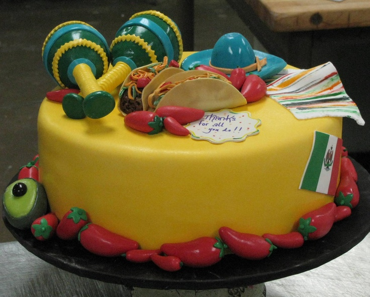 Cake Art Bakery : 1000+ images about Cupcakes 5 De Mayo on Pinterest ...