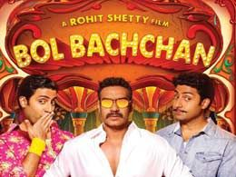 Movie Review: Far cry from 'Gol Maal', 'Bol Bachchan' one time watch