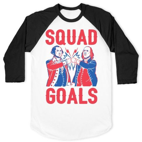 This funny patriotic shirts is perfect for all those merica patriots who got squad on fleek, like these perfect squad goals of George Washington and Benjamin Franklin. This usa shirt is great for fans of usa shirts, merica shirts, patriotic t shirts and merica memes.