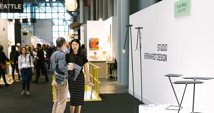 Be Inspired By The Contemporary Design at ICFF 2018 #icff2018 #newyork #interiordesign #contemporarydesign #worldwide #furniture #tradeshow #luxurious Get excited with us @ https://www.brabbu.com/en/inspiration-and-ideas/trends/inspired-contemporary-design-icff-2018