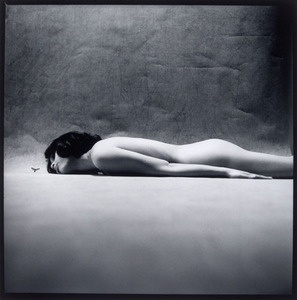 Eikoh Hosoe: Bee and Woman, Signed Silver Gelatin Print | Franklin Books