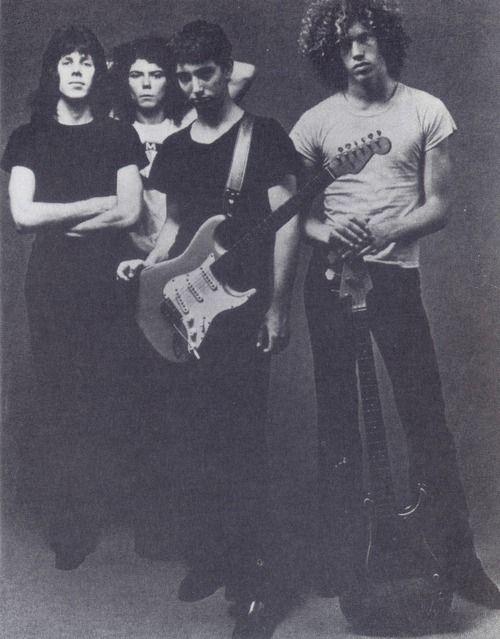 suicidewatch:  Jonathan Richman and Modern Lovers, 1973