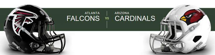 Arizona Cardinals at Atlanta Falcons Georgia Dome — Atlanta, GA on Sun Nov 27 at 1:00pm, From $29.00