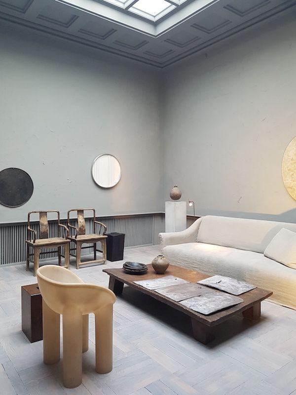 Dutch designer Jan Janssen for Studio Oliver Gustav
