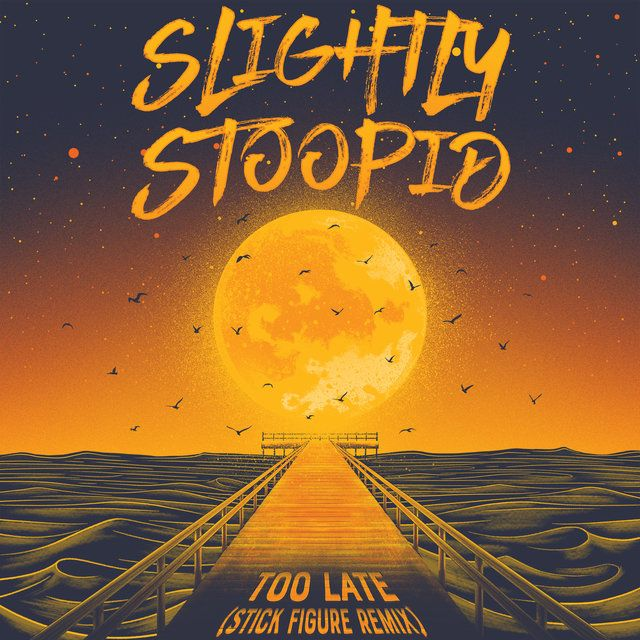 Too Late By Slightly Stoopid On Tidal In 2020 How To Find Out