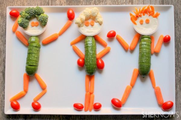 Veggie people