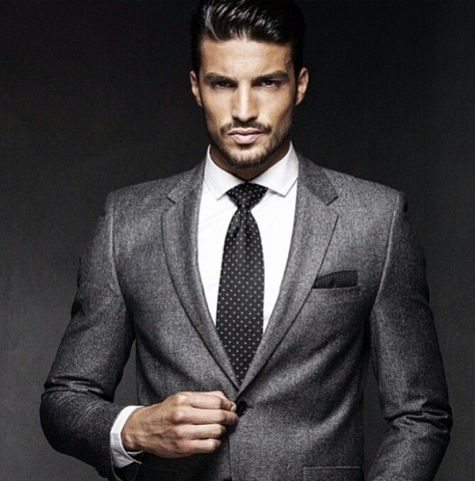 The tailored suit will never become unfashionable