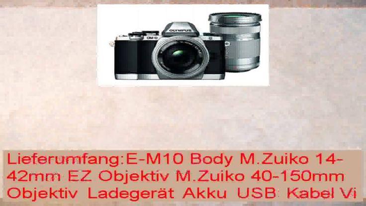 cool Olympus OMD EM10 kompakte Systemkamera inkl 1442 mm Pancake Objektiv und 40150 mm Objektiv 161 Check more at http://gadgetsnetworks.com/olympus-omd-em10-kompakte-systemkamera-inkl-1442-mm-pancake-objektiv-und-40150-mm-objektiv-161/