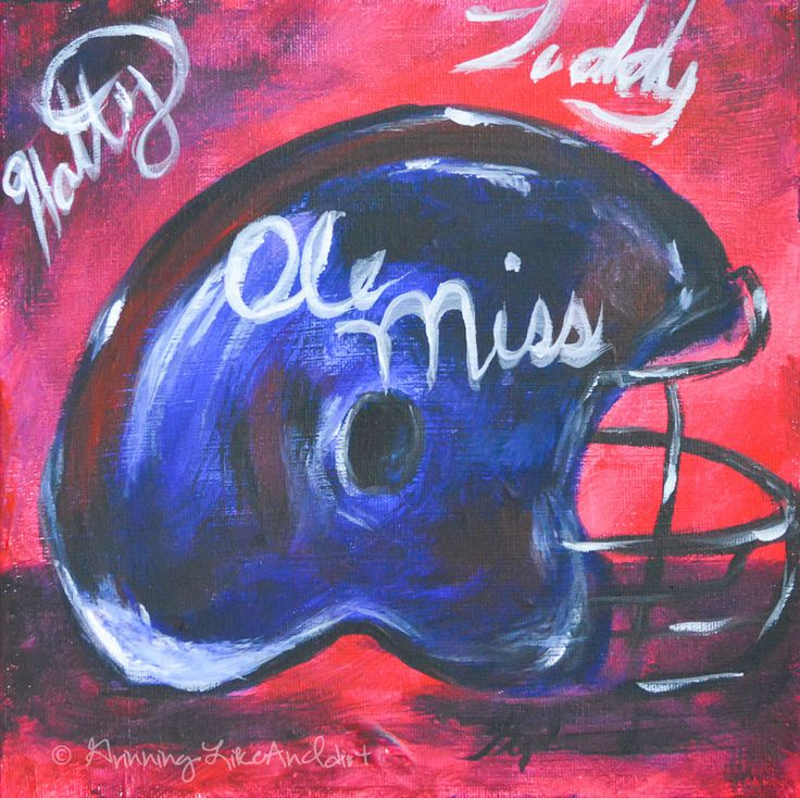 Football Helmet Painting : Best hawks images on pinterest football signs