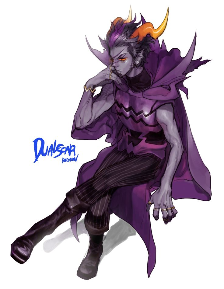 Homestuck Dualscar And Mindfang Gallery For > Homes...