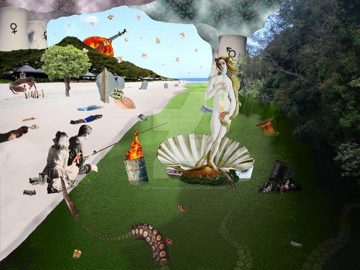 Gone Fission (The Garden of Eden) by Earthworm-Jam.deviantart.com on @DeviantArt