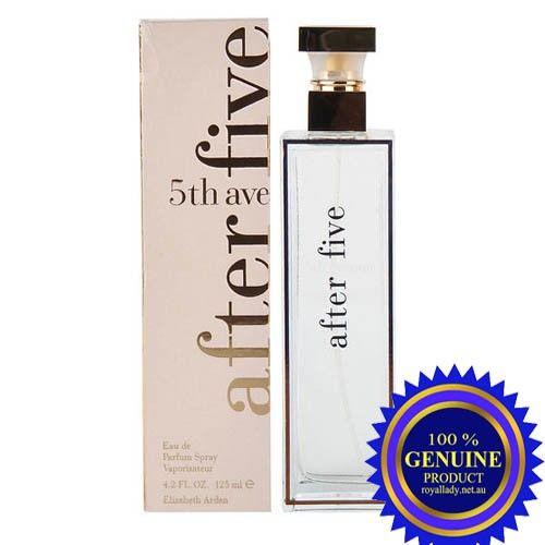 5 th Avenue After five , EDP 125 ml for Women by Elizabeth Arden