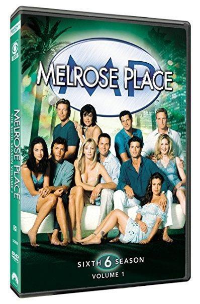 Thomas Calabro & Andrew Shue - Melrose Place: Season 6, Vol. 1