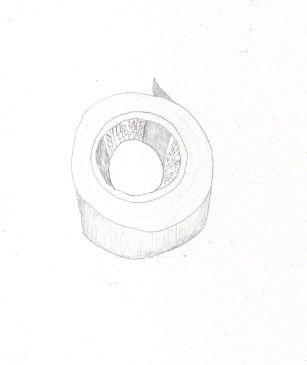 本日の一枚。2017/8/31マスキングテープ