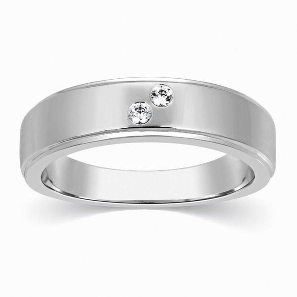 2 Diamond Platinum Wedding Band for Men Sj Pto 261 (735 CAD) ❤ liked on Polyvore featuring jewelry, rings, diamond jewellery, diamond jewelry, platinum ring, platinum jewellery and platinum wedding rings