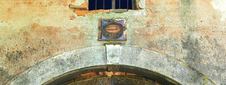 Cascina San Pietro (Cr) - Particolare. Foto di Carlo Bruschieri.
