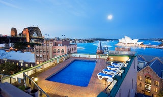 A cheaper choice for Sydney accommodation with a view