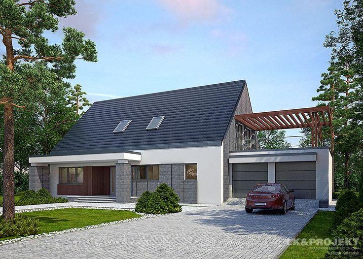 Projekty domów LK Projekt LK&1083 zdjęcie 1