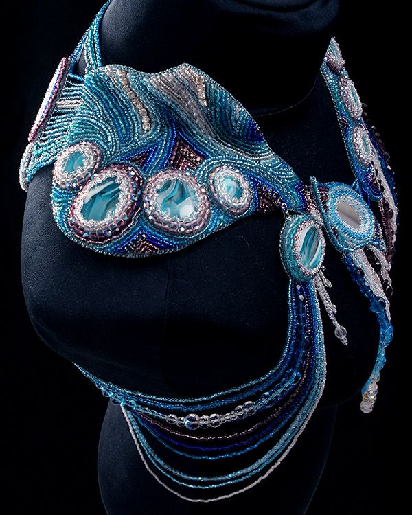 Beadwork by Lucie Avramova