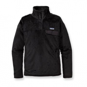 Patagonia Women's Re-Tool Snap-T Pullover - soft and warm!