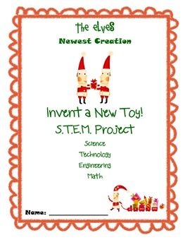 Use this STEM project during class time or send home for a homework project. A parent letter is included to explain the project and what STEM is. I use this for my first graders, but it can be used for any grade level. Use my guidelines or use the blank ones if you want to create your own guidelines.