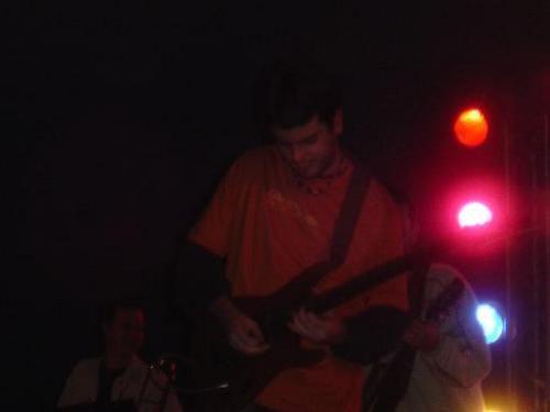 Fernando solando na Festa do Colono semana passada em Forquilhinha. Tava bombando!! Massa!! | bandavinhas