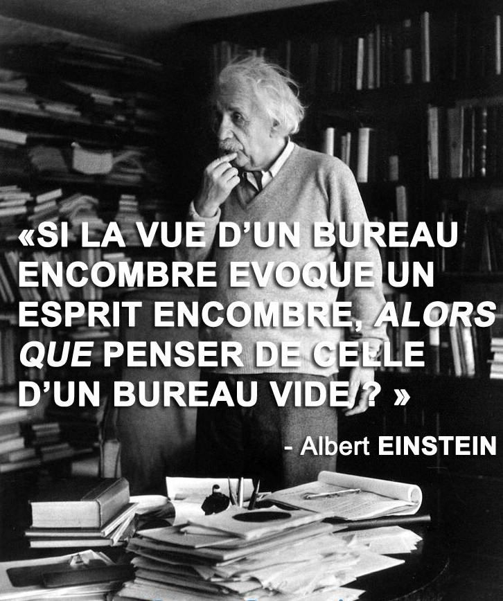 Bureau vide albert einstein citations pinterest for Windows 7 bureau vide