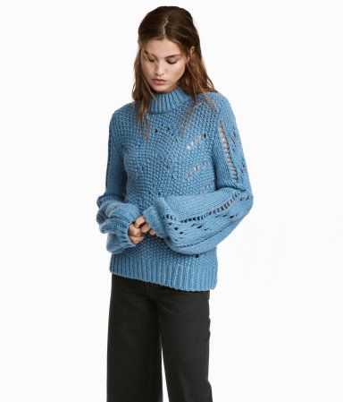 Light pink. Sweater in a soft 9c82c4c1d505