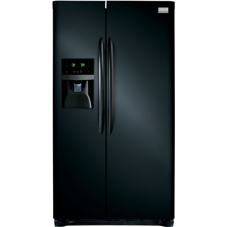 Gallery Series 26 cu. ft. Side-by-Side Refrigerator