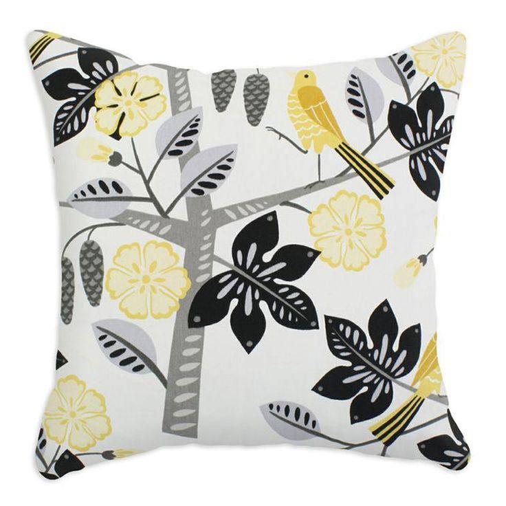 Cute throw pillow