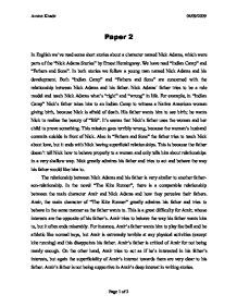 the best father essay ideas prayer to god  kite runner essay on father son relationship better opinion