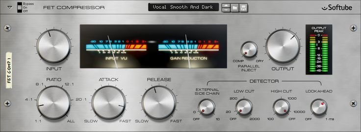 FET Compressor: This would make a great xmas gift to a lone music maker.